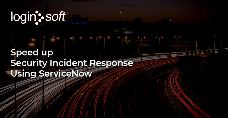 How can you speed up Incident Response on ServiceNow for Automated Enrichment of security incidents using Threat Intelligence ?